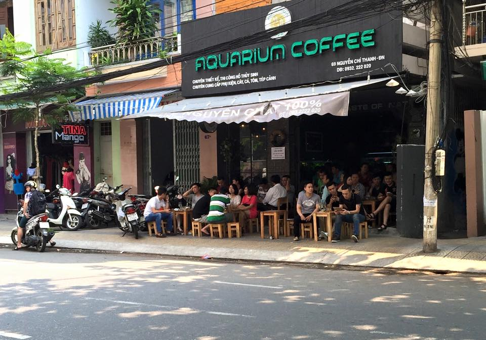 Aquarium Coffee 3