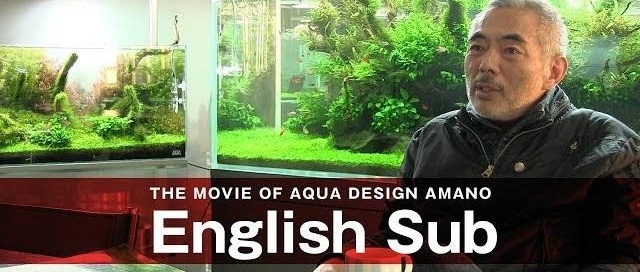 The Movie of Aqua Design Amano