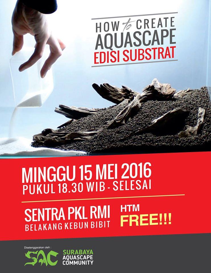 Surabaya Aquascape Comunity