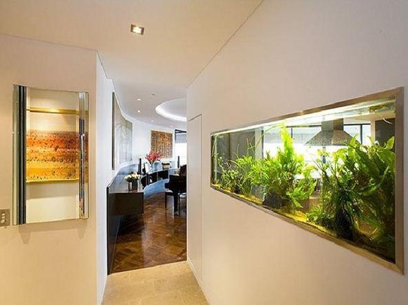 Aquarium Dinding 1