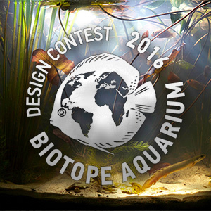 Biotope Aquarium Design Contest 2016